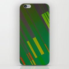Canopus Green Orange iPhone & iPod Skin