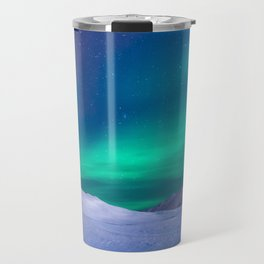 Aurora Borealis 1 Travel Mug