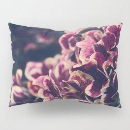 hydrangea - deep purple Pillow Sham