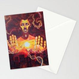 Karmic Burn Stationery Cards