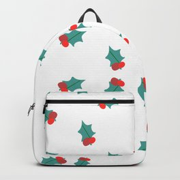 Ditsy Mistletoe Backpack