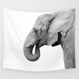 Majestic Elephant Wall Tapestry