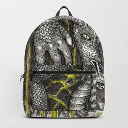 Inktober 2018 Scorched Backpack