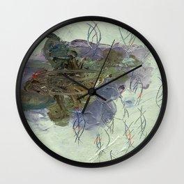 Vessel 101 Wall Clock