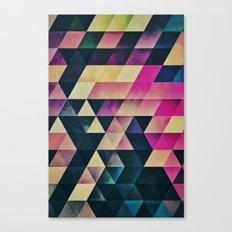 dynt cyre Canvas Print