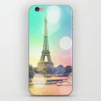 paris iPhone & iPod Skins featuring Paris. by WhimsyRomance&Fun