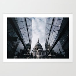London, England 67 Art Print