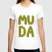 jjba T-shirts featuring MUDA by Lethal Soul