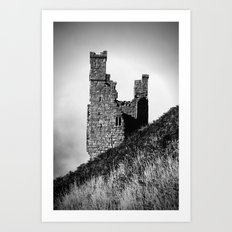 Dunstanburgh Art Print