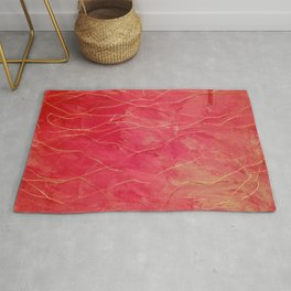 Wired Marble Rug