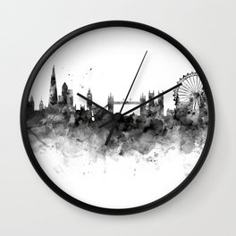 London Skyline Wall Clock
