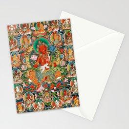 21 Taras Thangka Samantabhadra Varayogini Stationery Cards