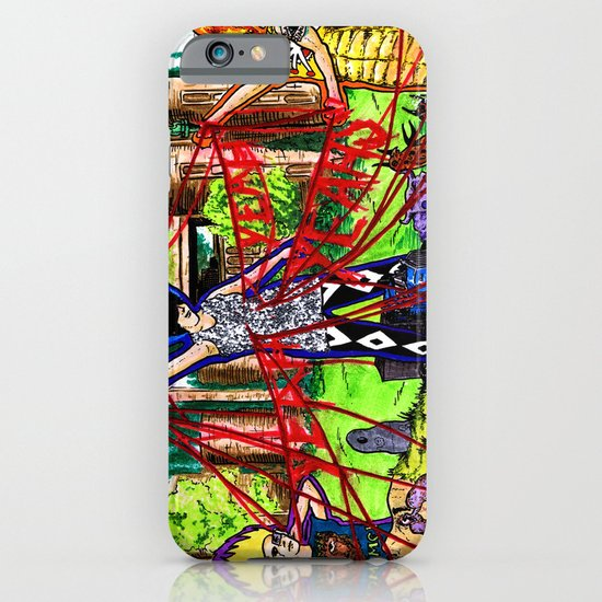 """""""Fever to Tell"""" by Cap Blackard iPhone & iPod Case"""