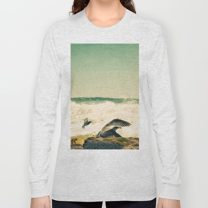 Under My Wing Long Sleeve T-shirt