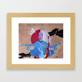 The Prophet Framed Art Print