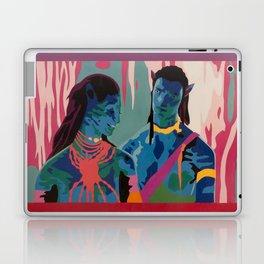 Jake and Neytiri Laptop & iPad Skin