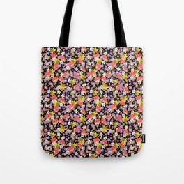 Floral Haze Tote Bag