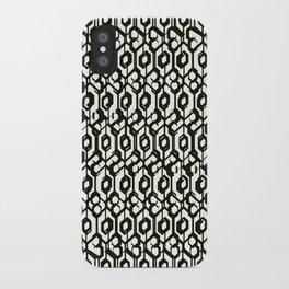 Blac & White  iPhone Case
