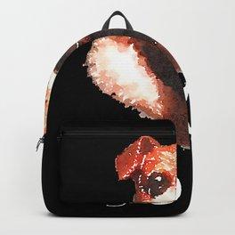 Manfred black Backpack