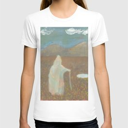 Witch Went for a Walk and Found Something She Couldn't Explain T-shirt