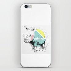 //RINO iPhone & iPod Skin