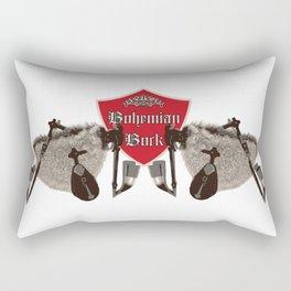 Bagpipes - bohemian bock Rectangular Pillow