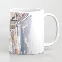 York Yorkshire England The Shambles Street Scene Coffee Mug