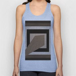 Drawing Deco Unisex Tank Top