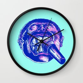 Queen Q Wall Clock