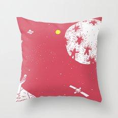 Make an Impact Throw Pillow