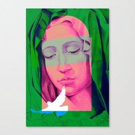 Mary 01 Canvas Print