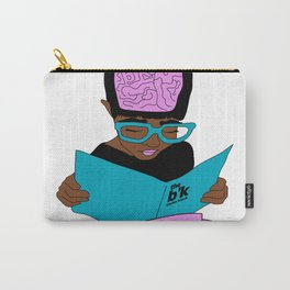 A zine as weird as you are. Carry-All Pouch