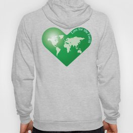 Love for the Earth_G Hoody
