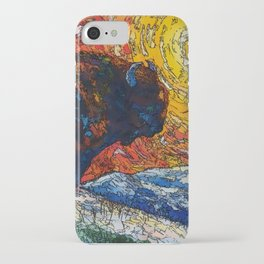Wild the Storm iPhone Case