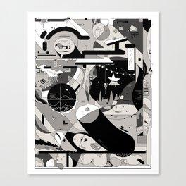 bgbgbhghgb Canvas Print