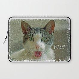CAT TALK Laptop Sleeve