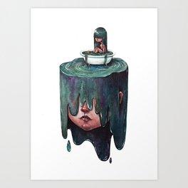 tubception Art Print