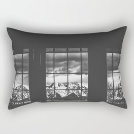 Jackson Wyoming Rectangular Pillow