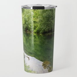 The Green Kingdom Travel Mug