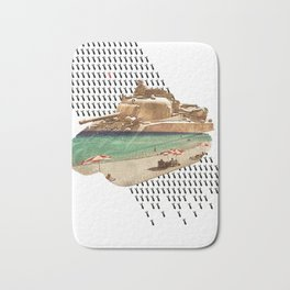 Beach Head Bath Mat