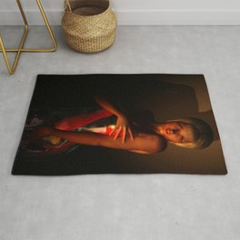 Rubber Love Rug