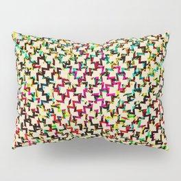 Punk Weave Pillow Sham