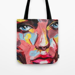 Impertinent I by carographic Tote Bag