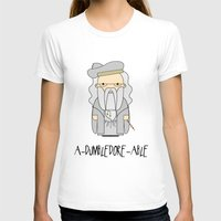dumbledore T-shirts featuring A-DUMBLEDORE-ABLE.  by BeckiBoos