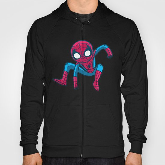 Does whatever a spider can! Hoody