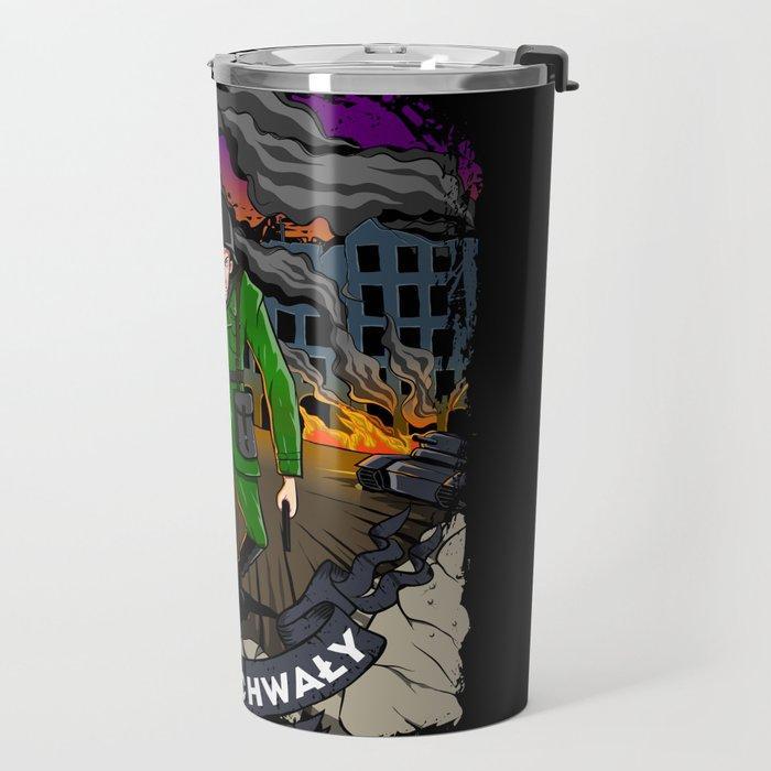 Warsaw Uprising Travel Mug