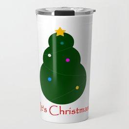 It´s Christmas! Travel Mug
