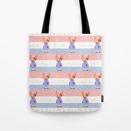 Oh- La-La! Tote Bag