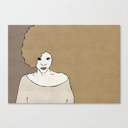 Female Four Canvas Print
