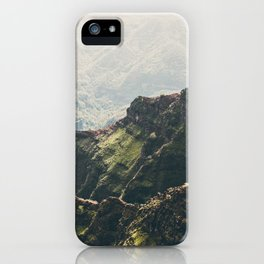 Hawaii Green iPhone Case